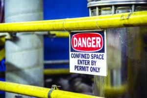 فضاهای عملیاتی مستعد خطر